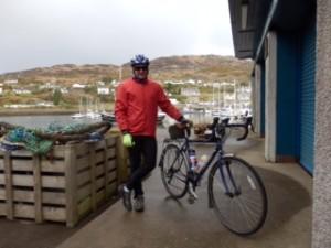 Trevor in Scotland