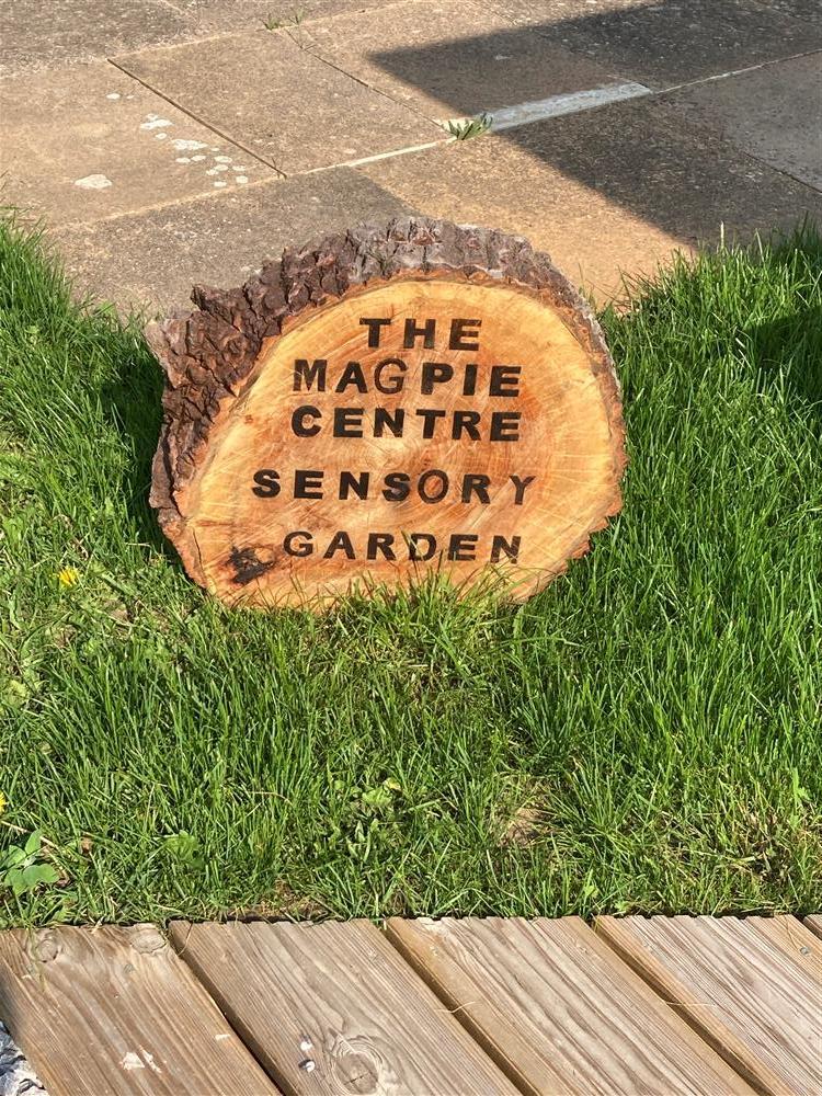 Sensory Garden Sign